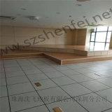 襄陽沈飛地板 襄陽防靜電地板 消防監控室專用地板