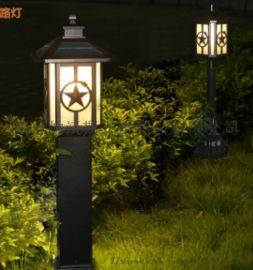 厂家定制 户外防水草坪灯 压铸别墅花园草坪灯