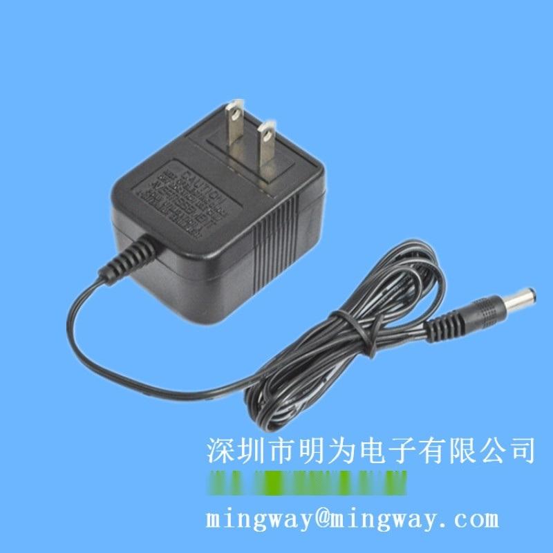 供應優質線性電源適配器 9V600mA交流適配器