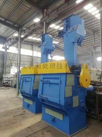 河南Q325小型履带式抛丸机厂家定制工作效率高