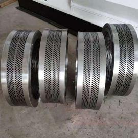 山东环模颗粒机压轮旋转接头 金格瑞颗粒机配件
