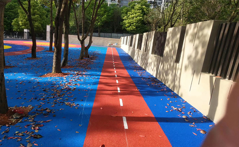 深圳悬浮地板,幼儿园塑胶地面厂家