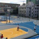 承接湖南室内外篮球场硅PU地坪施工工程