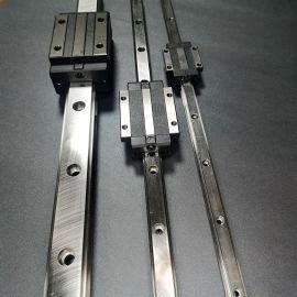 直线导轨轴承钢线性滑轨法兰滑块底组EGH30CA