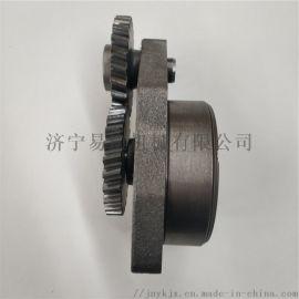 康明斯C8.3发动机机油泵