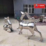 不锈钢雕塑公司 卡通雕塑 欧式雕塑 雕塑厂家定制