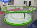 上海婴幼儿游泳池钢化玻璃设备伊贝莎
