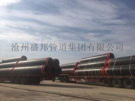 预制式聚氨酯直埋保温钢管厂家