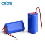 18650锂电池组11.1V三串联保护板锂电池组