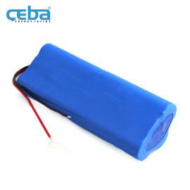 两串三并18650锂离子电池组手电筒电池7.4V