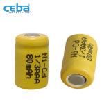NI-CD 1/3AAA医疗设备镍镉电池80mAh