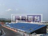 2021世錦賽臨時設施搭建