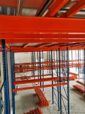 佛山阁楼平台仓储仓库阁楼货架工厂工业二层夹层架子