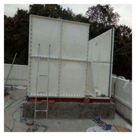 304不锈钢饮用水箱 霈凯 方形加温水箱