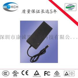 14.6V6A桌面式过UL SAA PSE CCC CE GS认证14.6V6A磷酸铁 电池充电器