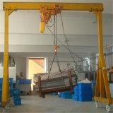 厂家定制生产电动无轨行走龙门起重机龙门架 户外吊机