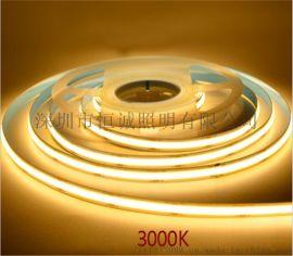 COB软灯条 3000K 显指90 光效100