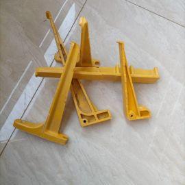 输电工程预埋式电缆托臂玻璃钢电缆支架定制