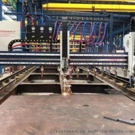等离子火焰 钢板直条切割机 龙门式数控切割机厂家