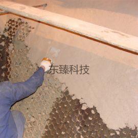 龟甲网防磨胶泥,电厂龟甲网防磨涂料,管道防磨工程