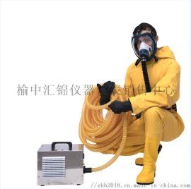 鹹陽長管呼吸器, 有 長管呼吸器
