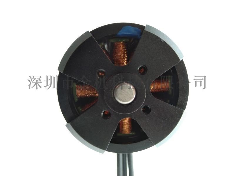外转子电动工具电锯电钻打磨机角磨机电镐无刷电机