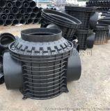 HDPE塑料檢查井流槽井湖南塑料井