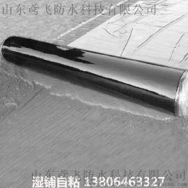 预铺自粘防水卷材 沥青防水卷材 高分子材料