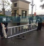 PVC电力安全防护栏 **公园庭院围栏 塑钢变压器护栏