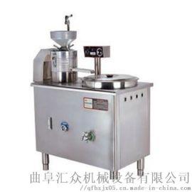 全自动干豆腐机视频 多彩豆腐机设备 利之健lj 自