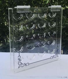 睫毛收纳盒 多层睫毛收纳盒 透明睫毛收纳盒