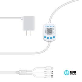 共享充电线代理加盟-酒店宾馆手机扫码充电器