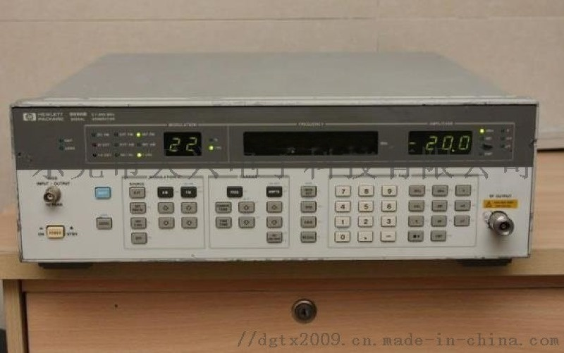 二手现货惠普信号源HP 8656B信号发生器