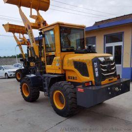 养殖用铲车家用小型四驱装载机