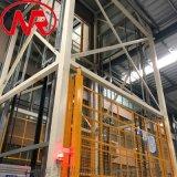 导轨液压货梯  货物升降平台 安装货梯