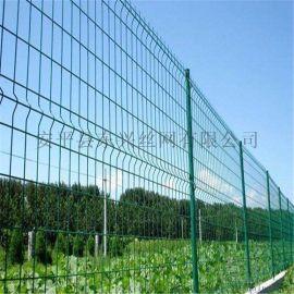 三角折弯护栏网/市政园林防护网/东兴三角折弯护栏网