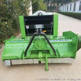 全自动打捆机 自走式秸秆粉碎打捆机 圆草捆打捆机