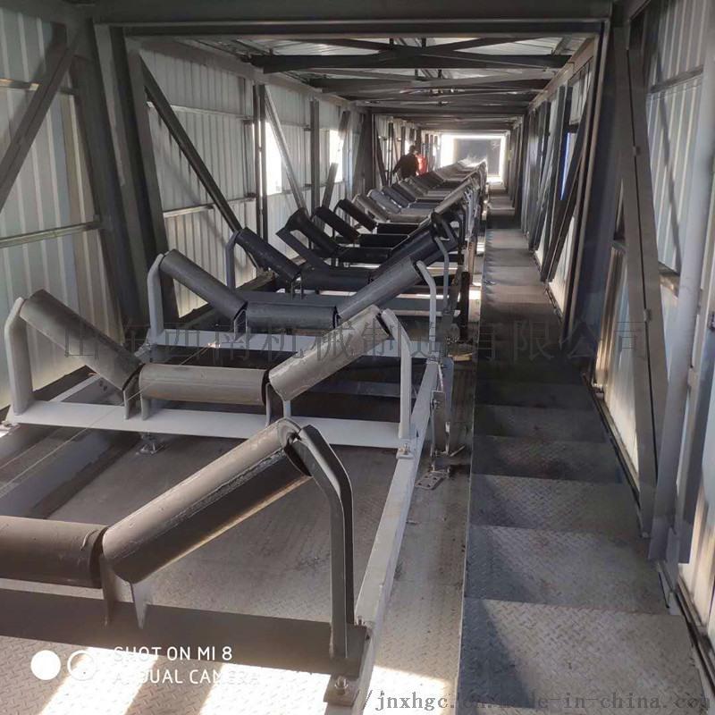 沙子带式输送机设计,工业皮带机,带式输送机型号全