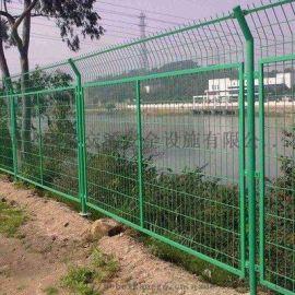 厂家供应  双圈双边护栏网