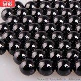 厂家生产碳化硅陶瓷球高精密陶瓷滚珠 高硬度表面光滑