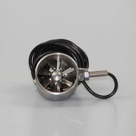 叶轮风速传感器 风速仪 涡轮风速变送器