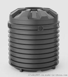 循环生物流化床户用污水处理设备地埋式污水处理设备