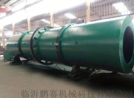 临沂市有机肥料生产|粪便处理-圆筒筛造粒机设备
