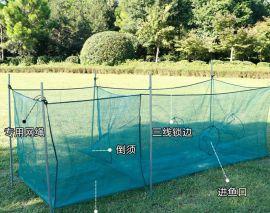 螃蟹青蛙养殖网箱网布规格全 10目网眼