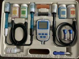 多参数水质检测仪显示温度