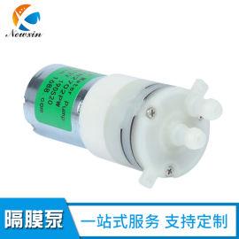 微型水泵高压隔膜水泵自动净水饮水机冲牙直热式热水器