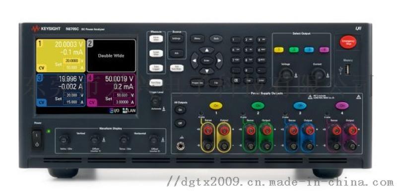 是德N6705C直流電源分析儀技術資料