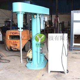 高速分散机 化工液体单轴分散机 高速分散搅拌机