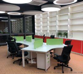 办公家具 现代简约职员办公屏风桌椅 厂家批发定制