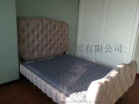 本优防螨可水洗席梦思床垫 可定制可拆洗防螨4D床垫